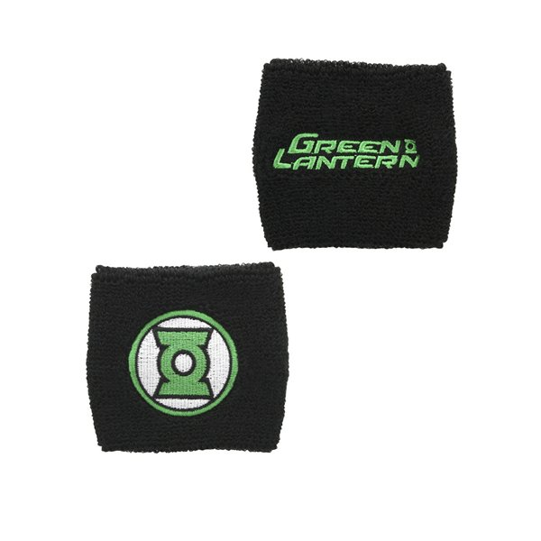 Green Lantern - Green Lantern Text And Logo - Bracelet