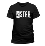 The Flash - Star Labs - Unisex T-shirt Black