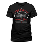 Deep Purple - Speed King - Unisex T-shirt Black