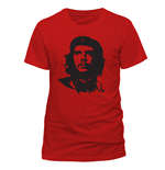 Che Guevara - Red Face - Unisex T-shirt Red