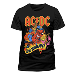 AC/DC - Are You Ready - Unisex T-shirt Black