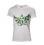 Zelda - Hyrule nappy men's T-shirt
