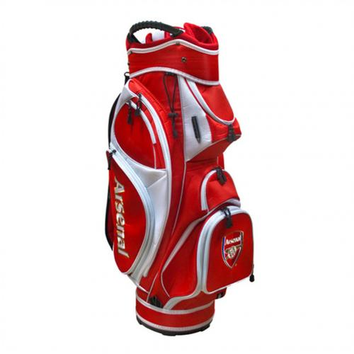 Arsenal F.C. Luxury Golf Cart Bag