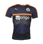 2016-2017 Newcastle Puma Training Shirt (New Navy-Flame)