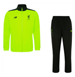 2016-2017 Liverpool Pro Presentation Tracksuit (Toxic)