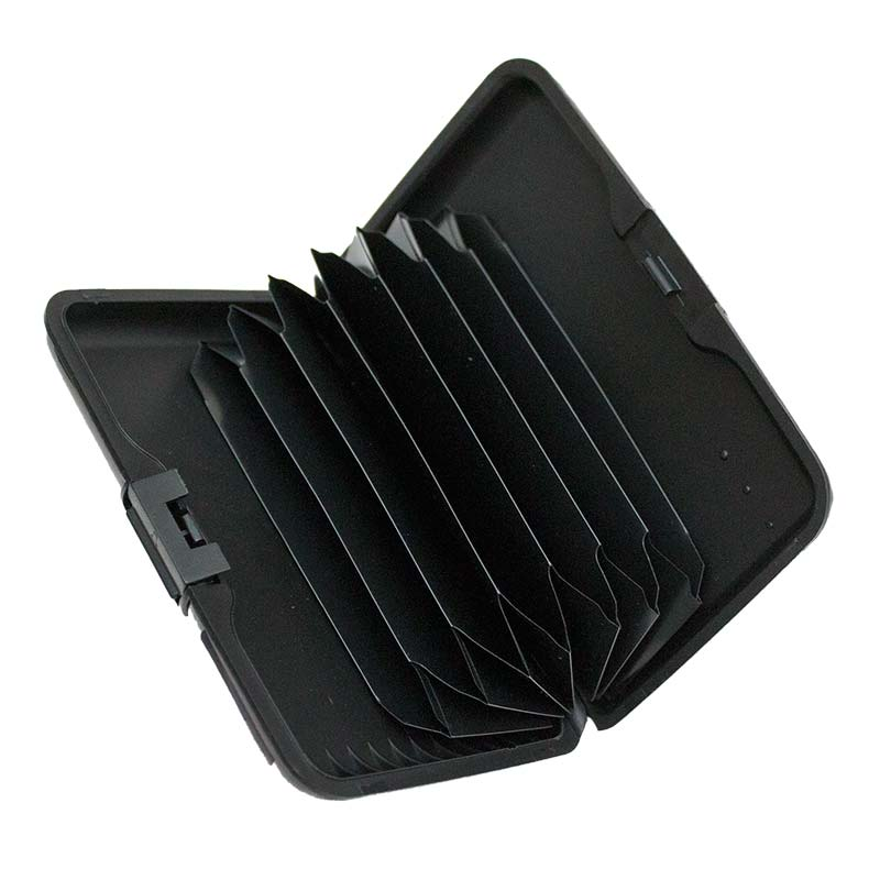purchase cheap 89cb2 5117a BUDWEISER Black Plastic Wallet Case