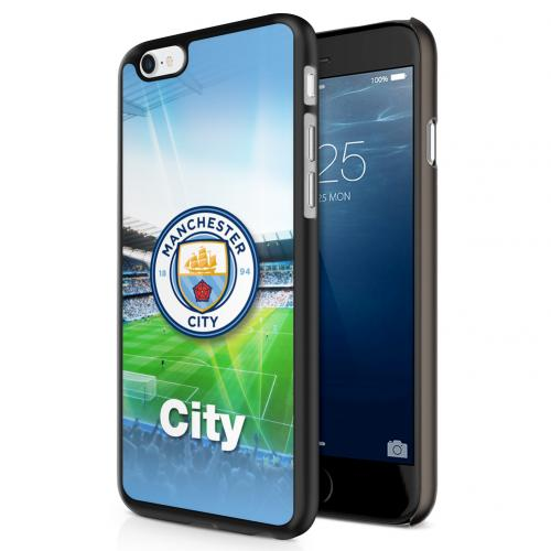 Manchester City F.C. iPhone 6 / 6S Hard Case 3D