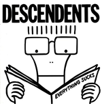 Vynil Descendents - Everything Sucks