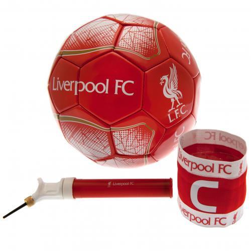 Liverpool F.C. Captains Set