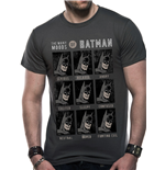 Dc Originals - Moods Of Batman - Unisex T-shirt Grey