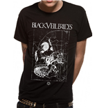 Black Veil Brides - Side Skull - Unisex T-shirt Black