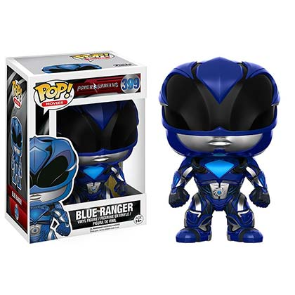 Funko Pop Blue Power Ranger Figurine