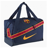 2016-2017 Barcelona Nike Allegiance Shield Compact Duffel Bag (Navy)
