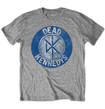 Dead Kennedys Men's Tee: Vintage Circle
