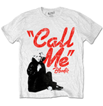 Blondie Men's Tee: Call Me