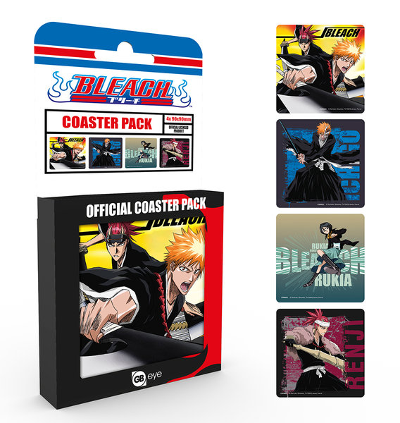 Bleach Mix Coaster Box