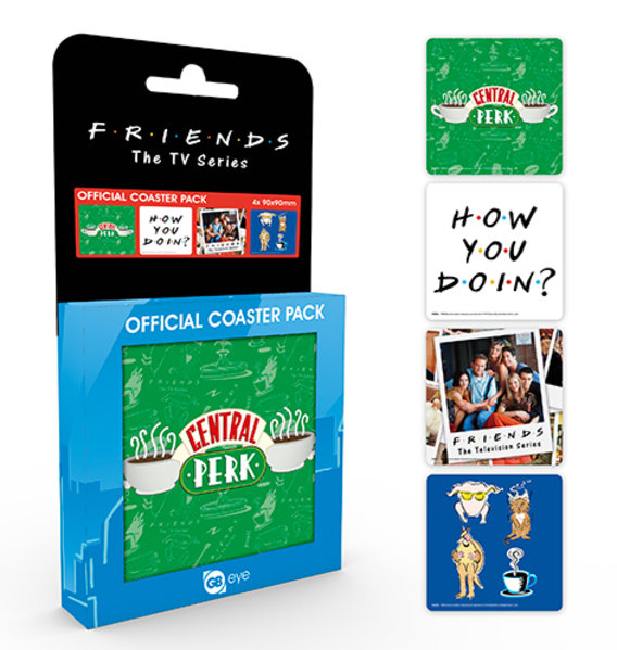 Friends Mix Coaster Box