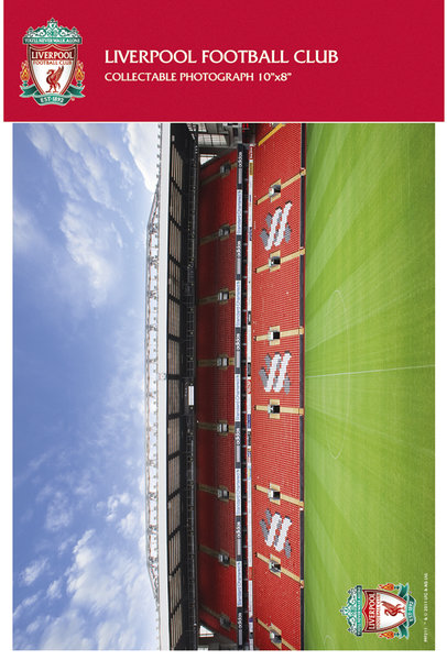 "Liverpool Anfield 10"" x 8"" Bagged Photographic"