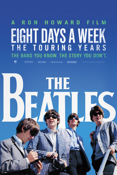 THE BEATLES Movie Maxi Poster