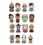 Street Fighter V Vinyl Figures 8 cm Display (20)