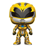 Power Rangers POP! Movies Vinyl Figure Yellow Ranger 9 cm
