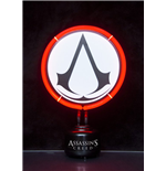 Assassin's Creed Neon Light Logo 27 x 19 cm