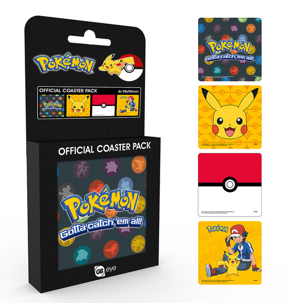 Pokemon Mix Coaster Box