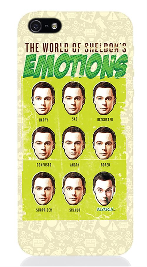 Big Bang Theory iPhone Cover 249253