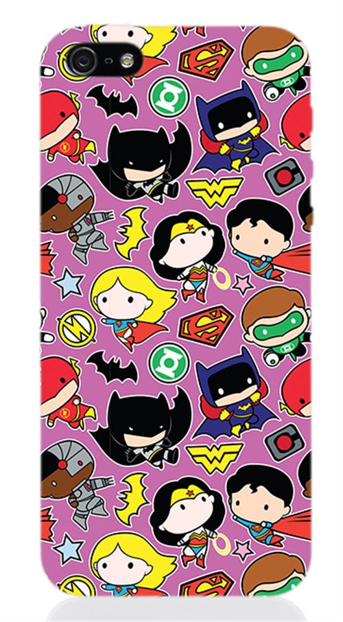 DC Comics Superheroes iPhone Cover 249255