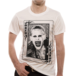 Suicide Squad - Big Joker - Unisex T-shirt White