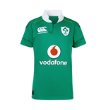 2016-2017 Ireland Vapordri Home Pro Rugby Shirt (Kids)