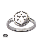 Star Wars Ring Galactic Empire Symbol