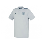 2016-2017 Celtic Pro Training Polo Shirt (Silver Mink)