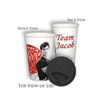 Twilight - Team Jacob With Filigree - Mug