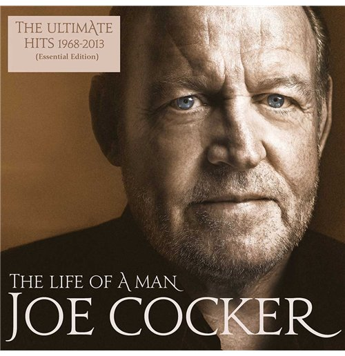 Vynil Joe Cocker - Life Of A Man - The Ultimate Hits (2 Lp)