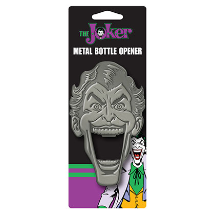 Batman JOKER Bottle Opener