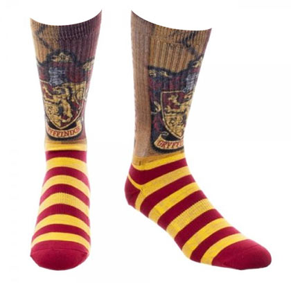 HARRY POTTER Gryffindor Crew Socks