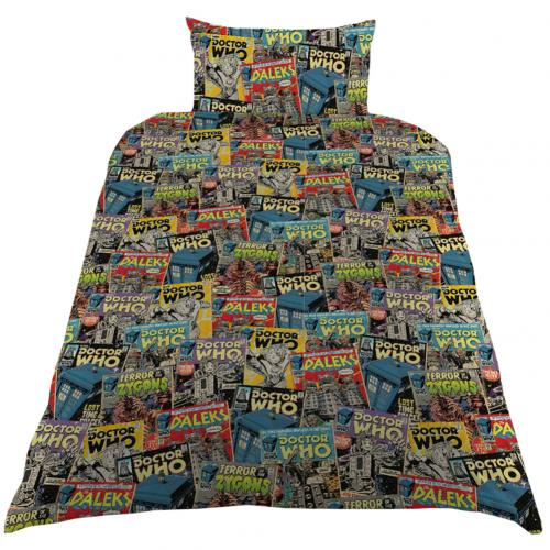Doctor Who Duvet Set CM