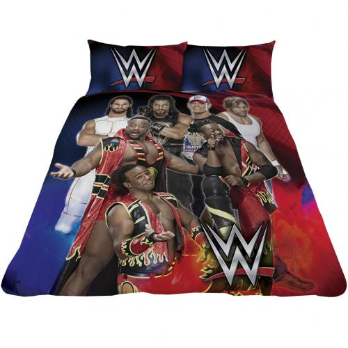 WWE Double Duvet Set Super 7
