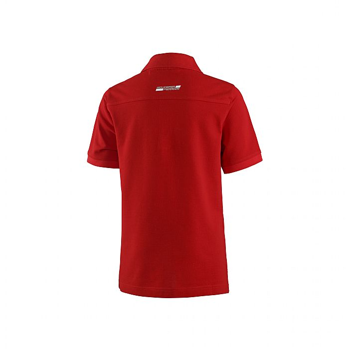 ferrari kinder polo shirt for only at. Black Bedroom Furniture Sets. Home Design Ideas