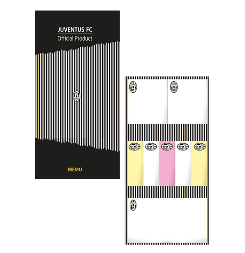 Official Juventus Fc Sticky Notes Buy Online On Offer