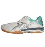Volley Gel Tactic Shoes White/Green