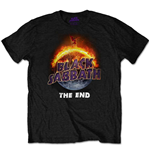 Black Sabbath T-shirt - The End