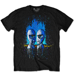Pink Floyd T-shirt - Division Bell Drip Special Edition Black