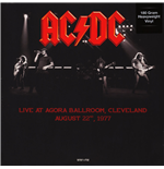 Vynil Ac/Dc - Live In Cleveland August 22, 1977