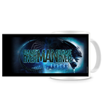 Alien Mug Game Over Man