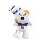 Ghostbusters Talking Plush Figure Stay Puft Marshmallow Man Angry 23 cm *English Version*