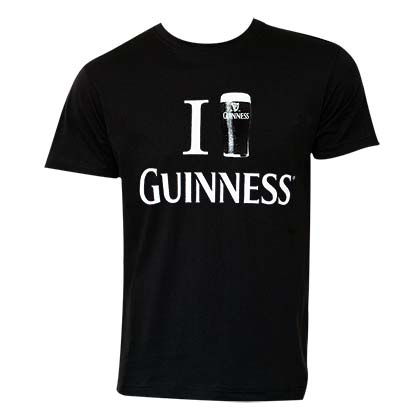 GUINNESS Love Tee Shirt