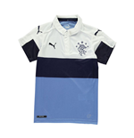 2016-2017 Rangers Puma Third Football Shirt (Kids)