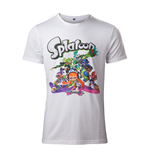 Nintendo - Men's Splatoon t-shirt
